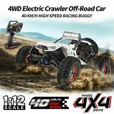 WLtoys XK 12429 1:12 RC Auto Crawler 40 km / h 4WD 2.4G Auto elettrica S9R6