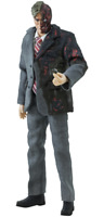 "Soap Studio DC Two-Face Harvey Dent Dark Knight Batman 6"" Figure 1/12 Scale"