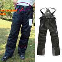 Men's Waterproof Trousers Ski Snowboard Outdoor Ski Pants Overalls Sports Pants