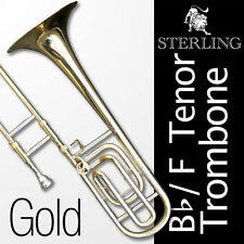 Clear Lacquer Trombones