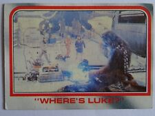 Card - Star Wars - The Empire Strikes Back - Topps 1980 - # 14