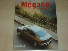 60393) Renault Megane Classic Prospekt 07/1997