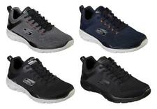 SKECHERS Men's Breathable Relaxed Fit Athletic Sneakers, Medium & Extra Wide EEE