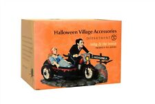 Department 56 Halloween Village Accessories Lady & The Vamp 809390 New