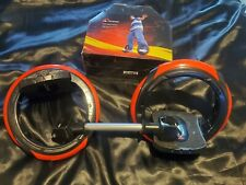 Orbitwheel Skates Portable Boardless Skateboard Orbit Wheels Red Inventist A-1
