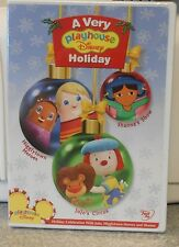 A Very Playhouse Disney Holiday (DVD, 2005) BRAND NEW