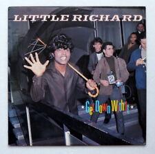 ROCK, FUNK, SOUL //  LITTLE RICHARD  get down with it  (1982)  33T/LP  (UK)