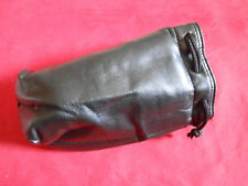 Leder Tasche für Objektiv/Kamera  Durchmesser Ihnen ca. 100 mm ; 200 mm Lange