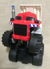 Matchbox Rocky The Robot Dump Truck Talking Dancing Fun Toy Red Vehicle