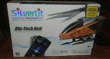Silverlit Blu-Tech Heli Interactive Bluetooth for iPod, iPhone & iPad