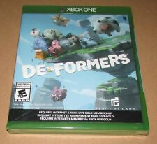 DeFormers (Microsoft Xbox One) Brand New / Fast Shipping