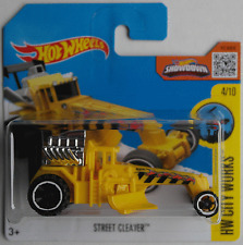 Hot wheels-street Cleaver Jaune Nouveau/OVP