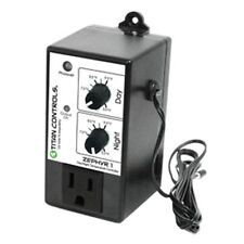 Titan Controls - Zephyr 1 - Day & Night Temperature Controller For Indoor Garden