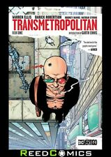 TRANSMETROPOLITAN BOOK 1 GRAPHIC NOVEL New Paperback Collects #1-12