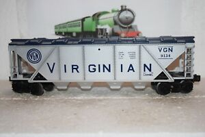 O Scale Trains Lionel Virginian Covered Hopper 9134