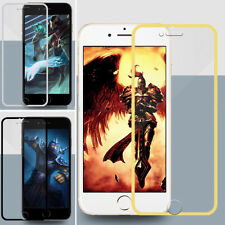 Full Edge Coverage HD Tempered Glass Film Screen Protector For iphone 6 4.7 Plus