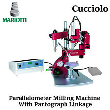 Mariotti Dental Lab Parallelometer Milling Machine With Pantograph Linkage