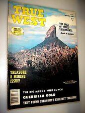 True West Magazine December 1980/Guerilla Gold/Hawikuh/Oaklahoma Treasure/Mines!