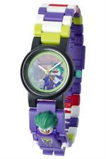 Watch Lego Batman Movie The Joker 8020851 Children-watch With Pouch Ule8020851