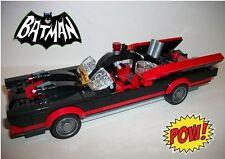 Lego Minifig Figure Classic 60s TV Batman DC 76052 Batmobile Car AUTHENTIC LEGO®