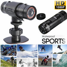 Full HD 1080P Mini Cámara deportiva impermeable DV Bicicleta Casco Videocámara DVR Cámara