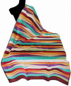 MISSONIHOME BEACH TOWEL FIORE POP COLLECTION ROMY 159 VELOUR COTTON LOGO