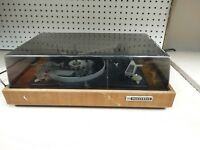PANASONIC RD-7673 AUTOMATIC TURNTABLE 4 Speed For Parts Or repair