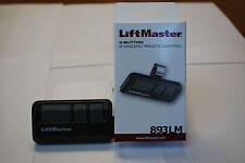 Liftmaster 893 garage door remote control