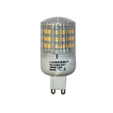 lámpara LED G9 48-SMD 320° LED Foco redondo 3W=240lm como 25Watt Bombilla CLARO