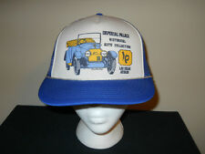 VTG-1980s Imperial Palace Casino Auto Collection Las Vegas snapback hat sku9