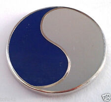 *** 29th INFANTRY DIVISION ***  Military Veteran US ARMY Hat Pin 15490 HO