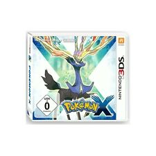 Pokemon X Nintendo 3ds Game 3d German Version