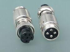 Adaptateur multisegment solide pour les microphones - 4 pin Uniden - & GT ranger RCI