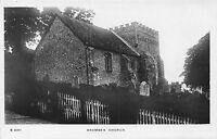POSTCARD   SUSSEX   BRAMBER   Church      RP