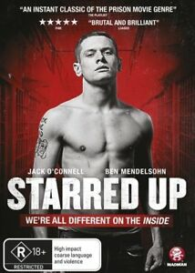 STARRED UP - BRAND NEW SEALED DVD - BONUS FEATURES!