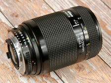 Nikon AF Auto & Manual Focus Camera Lenses 70-210mm Focal