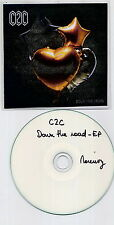 C2C - rare CD Single - Europe - Acetate