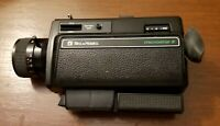 Vtg Bell & Howell Microstar Z XL Movie Camera Super 8. Parts only.