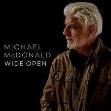 Michael McDonald - Wide Open CD BMG Rights Management