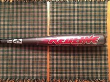 *RARE* NIW EASTON CCORE REDLINE SC500 33/28 2 3/4 Barrel Baseball Bat (-5) BZ1-C