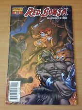 Red Sonja #15 Cover D ~ NEAR MINT NM ~ 2006 Dynamite Comics