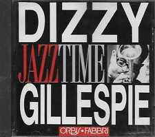 Dizzy Gillespie Jazz Time CD Album 1992