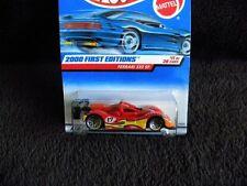 1:64 Mattel Hot Wheels 2000 First Editions #11 Of 36 Ferrari 333 SP