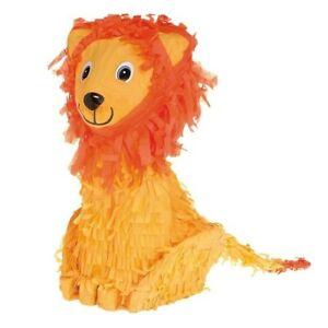 Lion Shaped Pinata Party Game Decoration