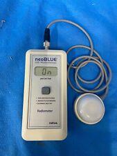 Natus neoBLUE LED Phototherapy Radiometer Cat. No. 53870