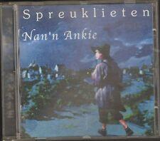 NAN'N ANKIE Spreuklieten CD 10track NANNE KALMA Ankie van der Meer Related IROLT