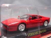 Ferrari Collection 288 GTO 1/43 Scale Box Mini Car Display Diecast vol 8