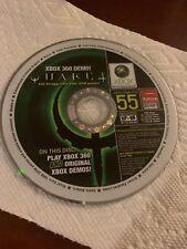 Offical Xbox Xbox 360 Demo Disc No Case