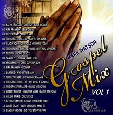 MARK WATSON GOSPEL MIX CD