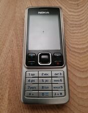 Nokia 6300 Handy ? Silber ? Typ RM-217 ? T-Mobile